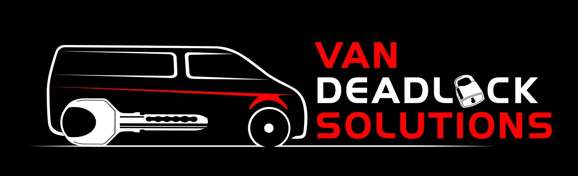 Van Deadlock Solutions Logo Black