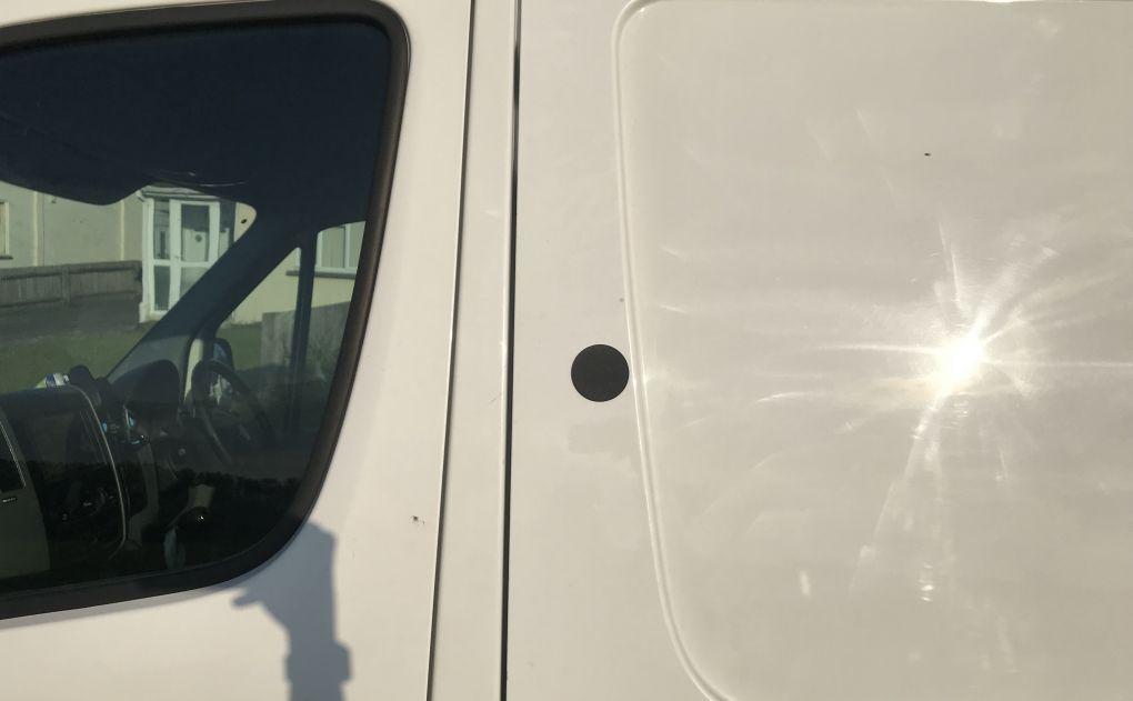 Mercedes Sprinter 2006-2018 Interior Handle Release Guards