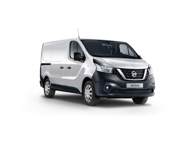 Nissan NV300 2014