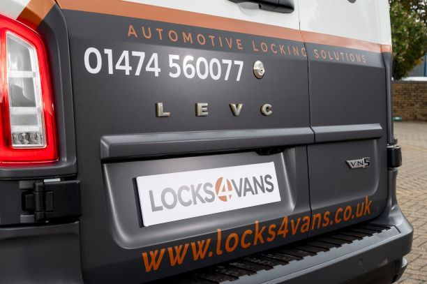 LEVC VN5 Slamlock