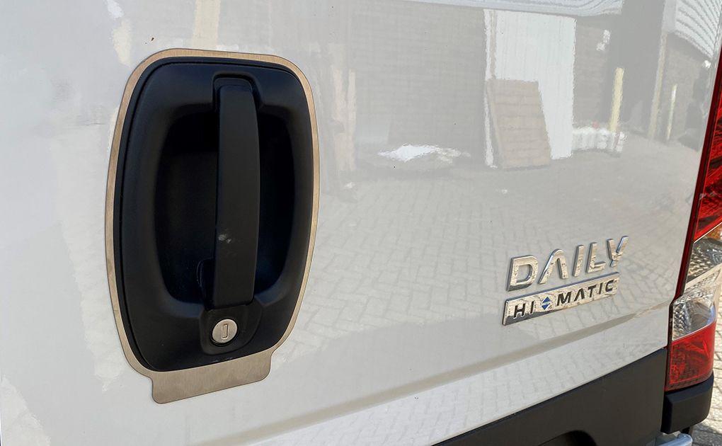 Citroen Dispatch 2016> Handle Shield