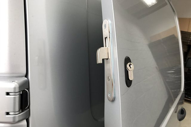 hook locks for vans