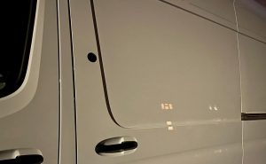Ford Custom 2012> Interior Handle Release Guards