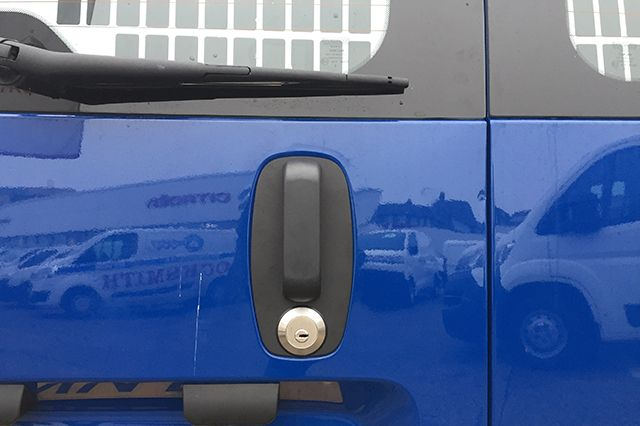 Fiat Fiorino 2008> Slamhandle