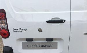 Citroen Berlingo 2008-2018 Slamlock